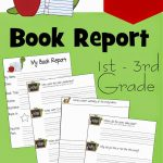 Free Book Report Template | Play Activities For Kids | 1St Grade   Free Printable Book Report Forms For Elementary Students