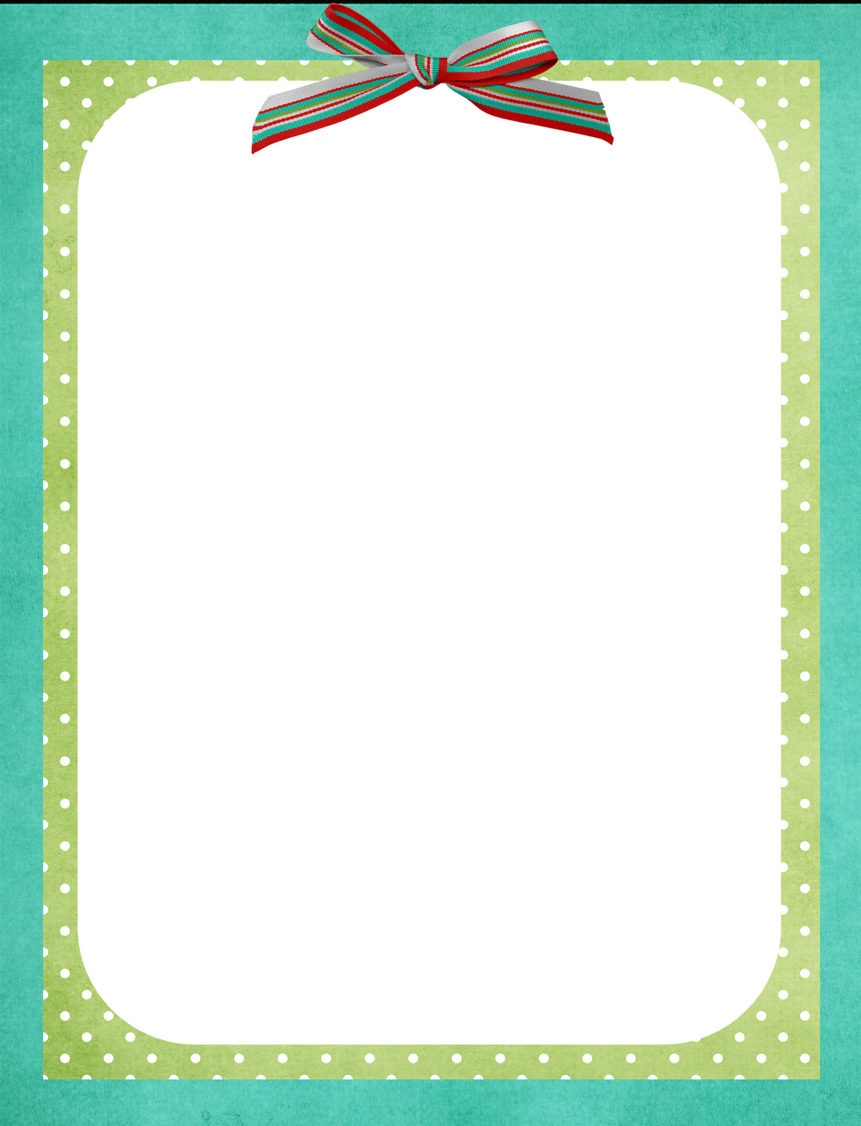 Free Border Template | All Things Nice | Border Templates, Borders - Free Printable Page Borders