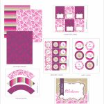 Free Bridal Shower Printables From Wanessa Carolina Creations   Free Bridal Shower Printables