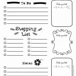Free Bullet Journal Printables | Bullet Journal | Bullet Journal   Free Printable Journal Templates