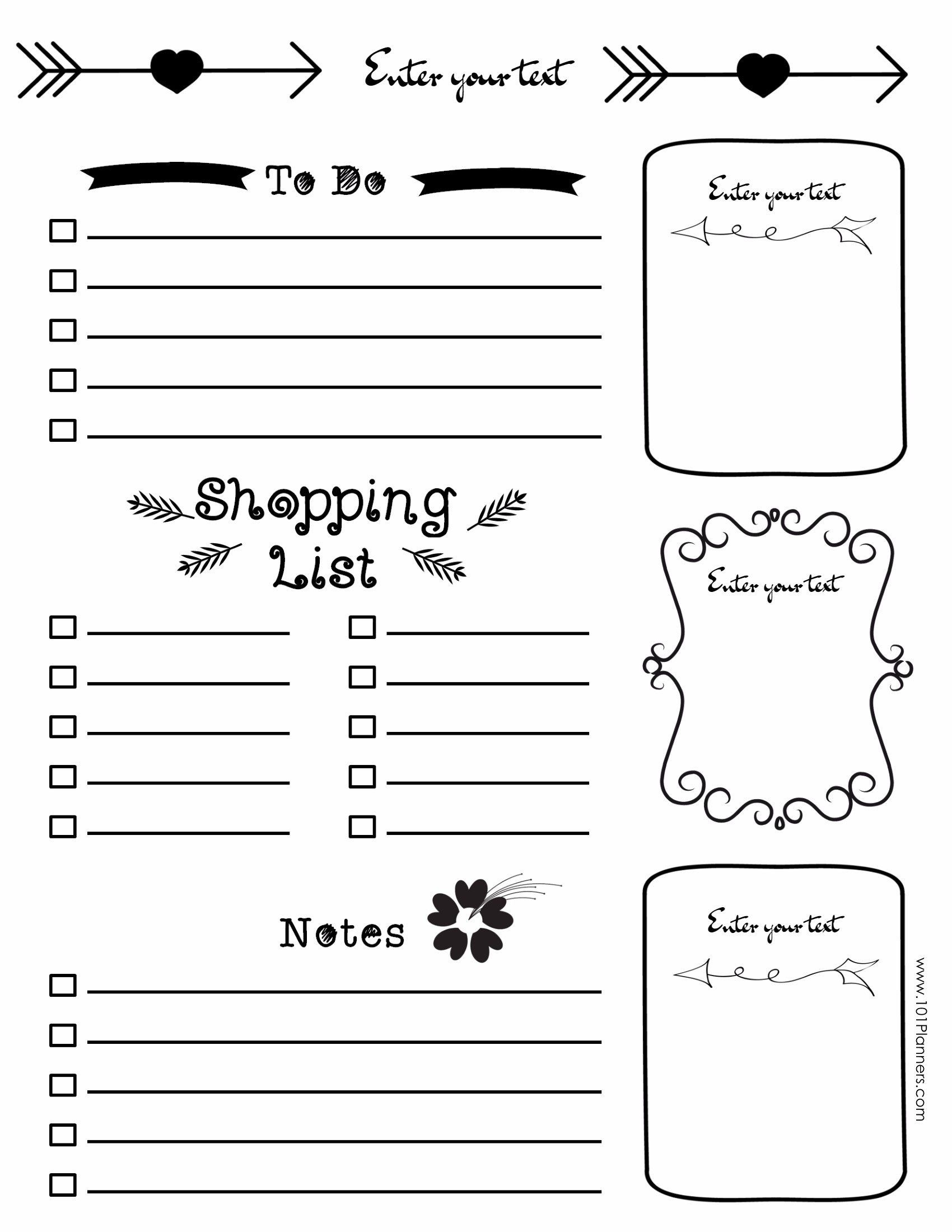 Free Bullet Journal Printables | Bullet Journal | Bullet Journal - Free Printable Journal Templates