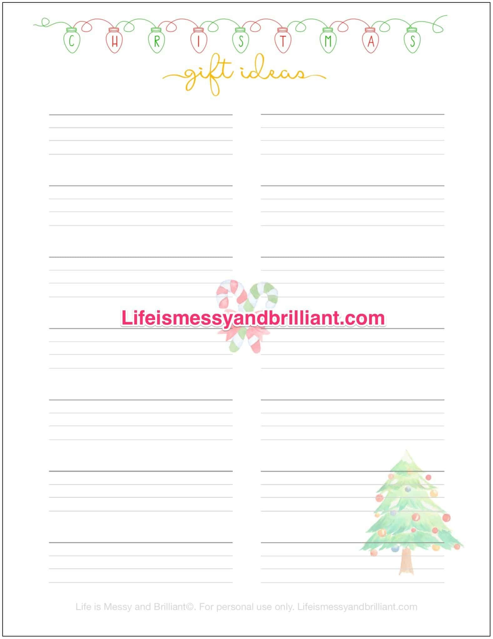 Free Bullet Journal Printables - Free Printable Journal Pages
