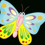 Free Butterfly Cartoon, Download Free Clip Art, Free Clip Art On   Free Printable Butterfly Clipart