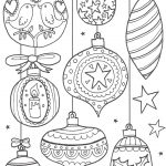 Free Christmas Colouring Pages For Adults – The Ultimate Roundup   Free Printable Christmas Coloring Sheets