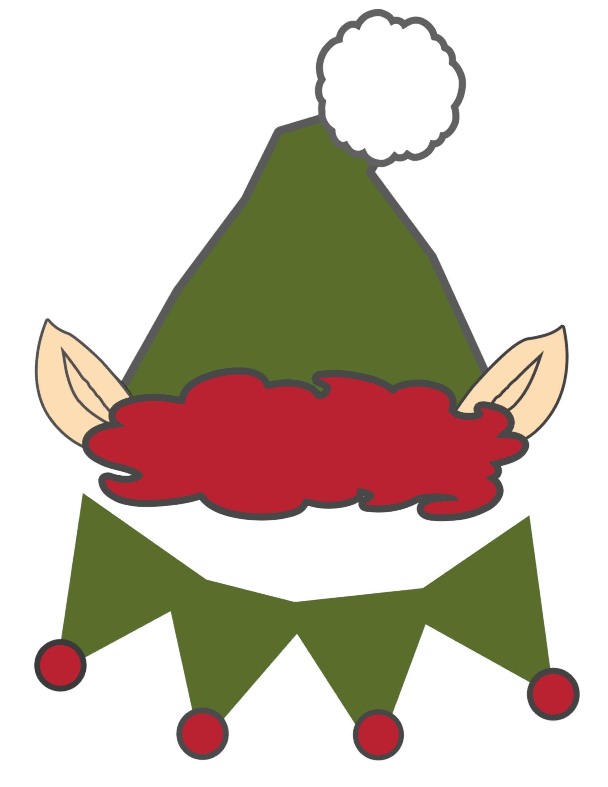 Free Christmas Photo Booth Props Printable | Christmas | Christmas - Free Printable Christmas Props