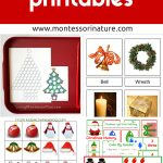 Free Christmas Printables   Learning Resources For Preschool Kids   Free Christmas Printables For Kids