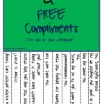 Free Compliments | Nurses | Teacher Morale, Nurses Week Gifts, Nurse   Nurses Week 2016 Cards Free Printable