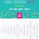 Free Compliments   Take What You Need! | Gifts | Thoughtful   Free Printable Compliment Cards