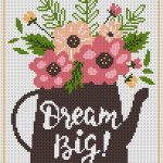 Free Cross Stitch Patterns — Dmc Philippines   Free Printable Cross Stitch