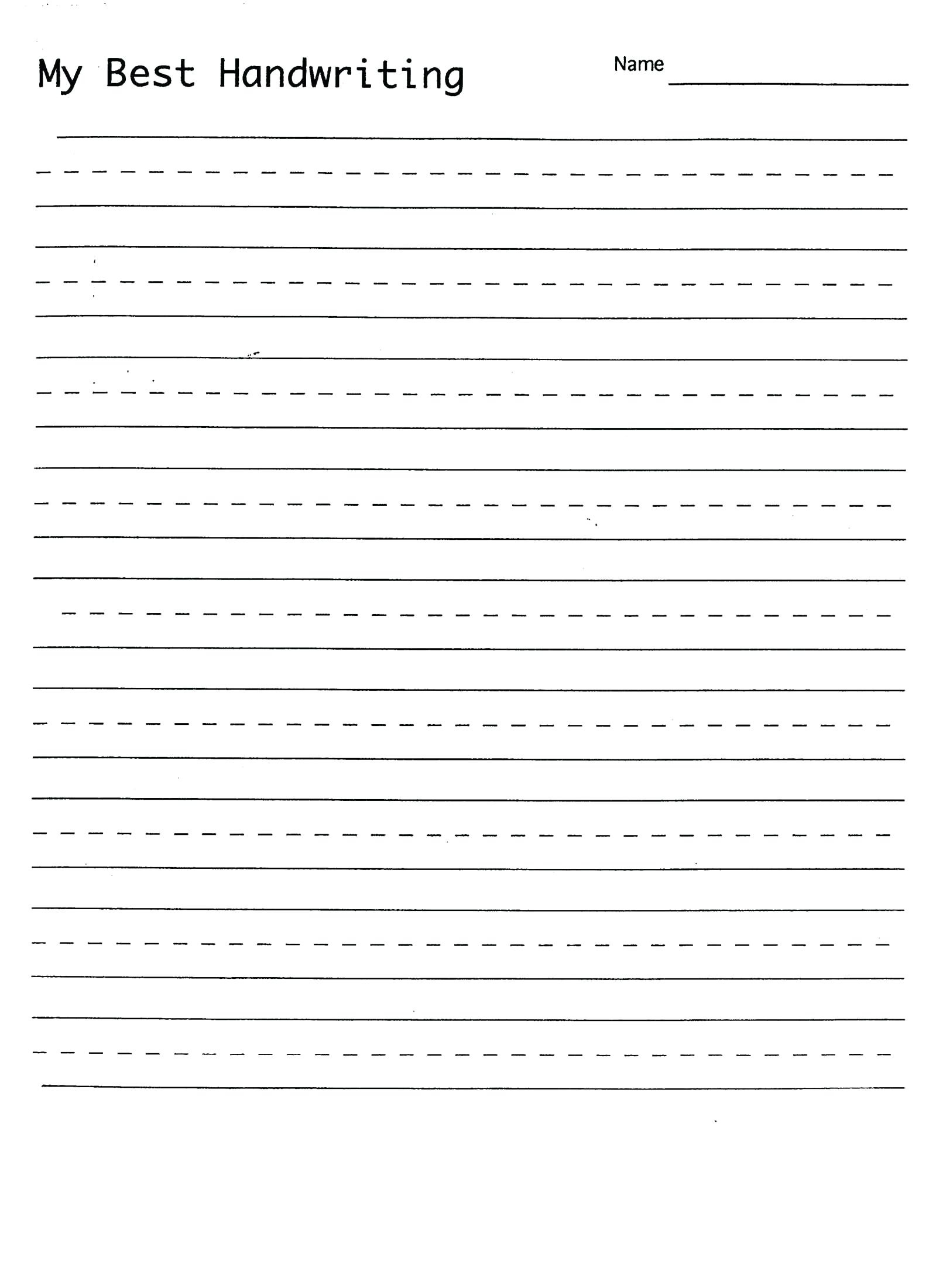 Free Cursive Sheets Free Printable Cursive Handwriting Worksheets - Free Printable Practice Name Writing Sheets