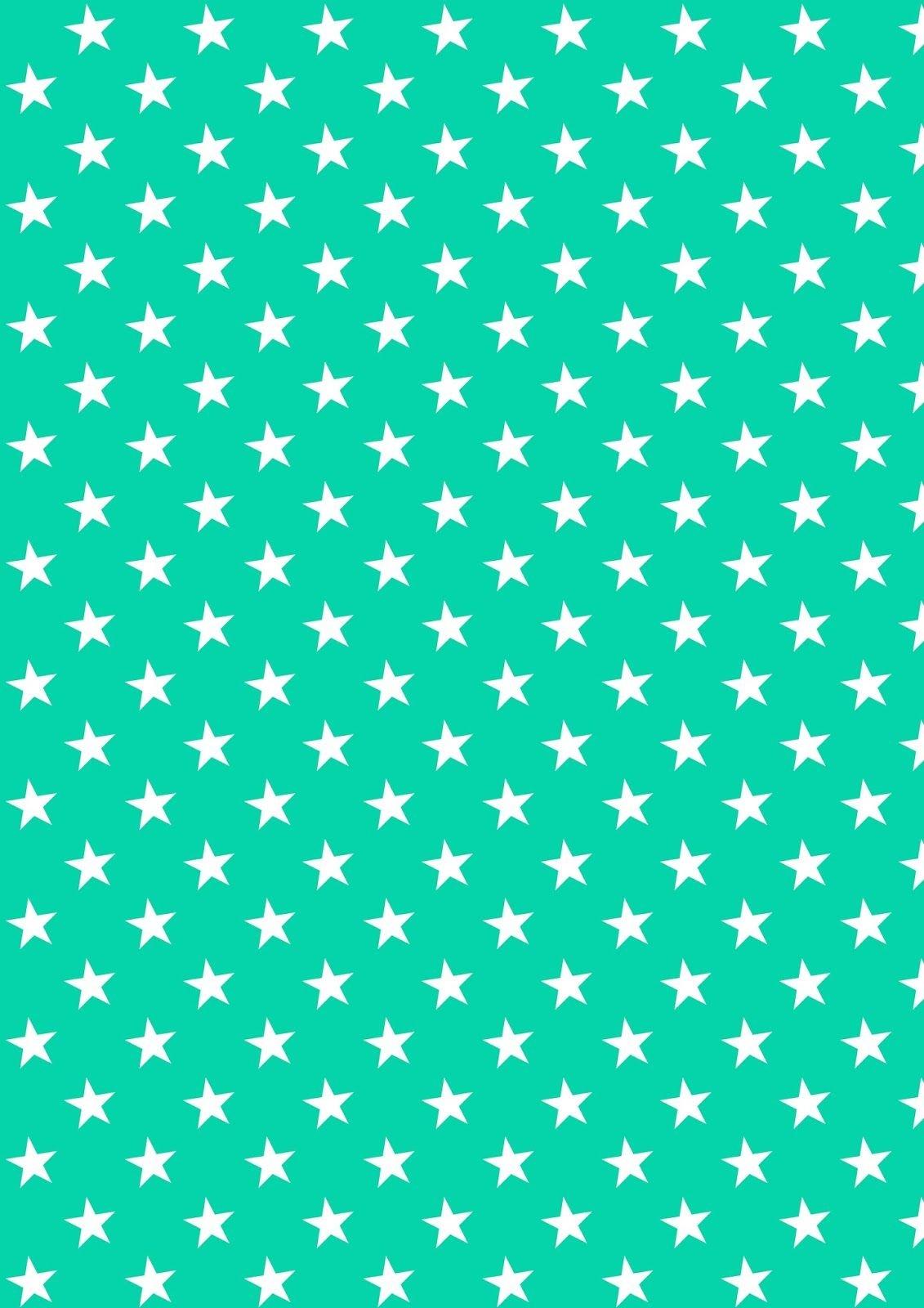 Free Digital Star Scrapbooking Paper - Ausdruckbares Geschenkpapier - Free Online Digital Scrapbooking Printable