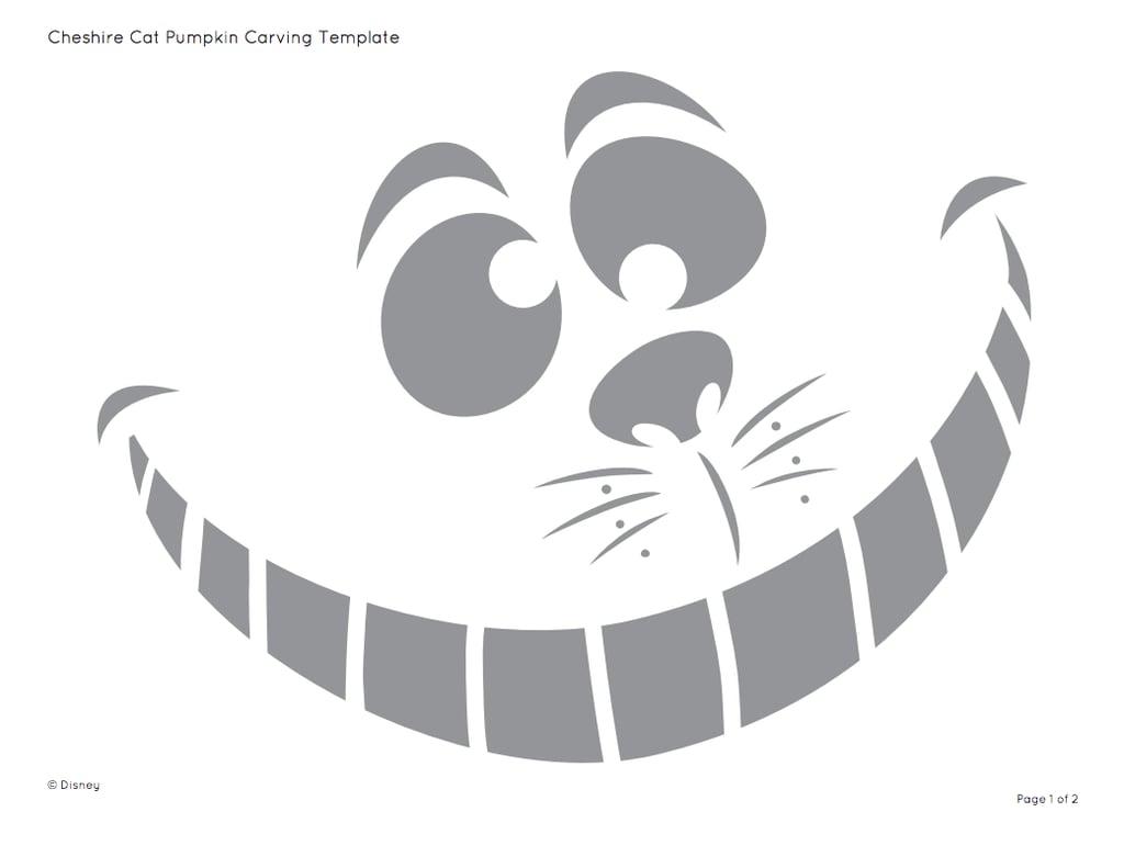 Free Disney Pumpkin Stencils | Popsugar Smart Living - Free Printable Lightning Mcqueen Pumpkin Stencil