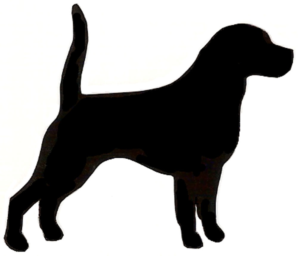 Free Dog Silhouette Pictures, Download Free Clip Art, Free Clip Art - Free Printable Dog Silhouettes