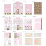 Free Dollhouse Printables | Printable Dollhouse's | Doll House   Free Printable Dollhouse Furniture Patterns