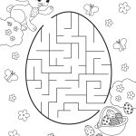 Free Easter Coloring Printables | Kid Stuff | Easter Colouring   Free Printable Easter Coloring Pages For Toddlers