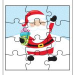 Free Educational Printable Christmas Puzzle Pack   Real And Quirky   Free Printable Christmas Picture Puzzles