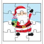 Free Educational Printable Christmas Puzzle Pack   Real And Quirky   Free Printable Christmas Puzzles