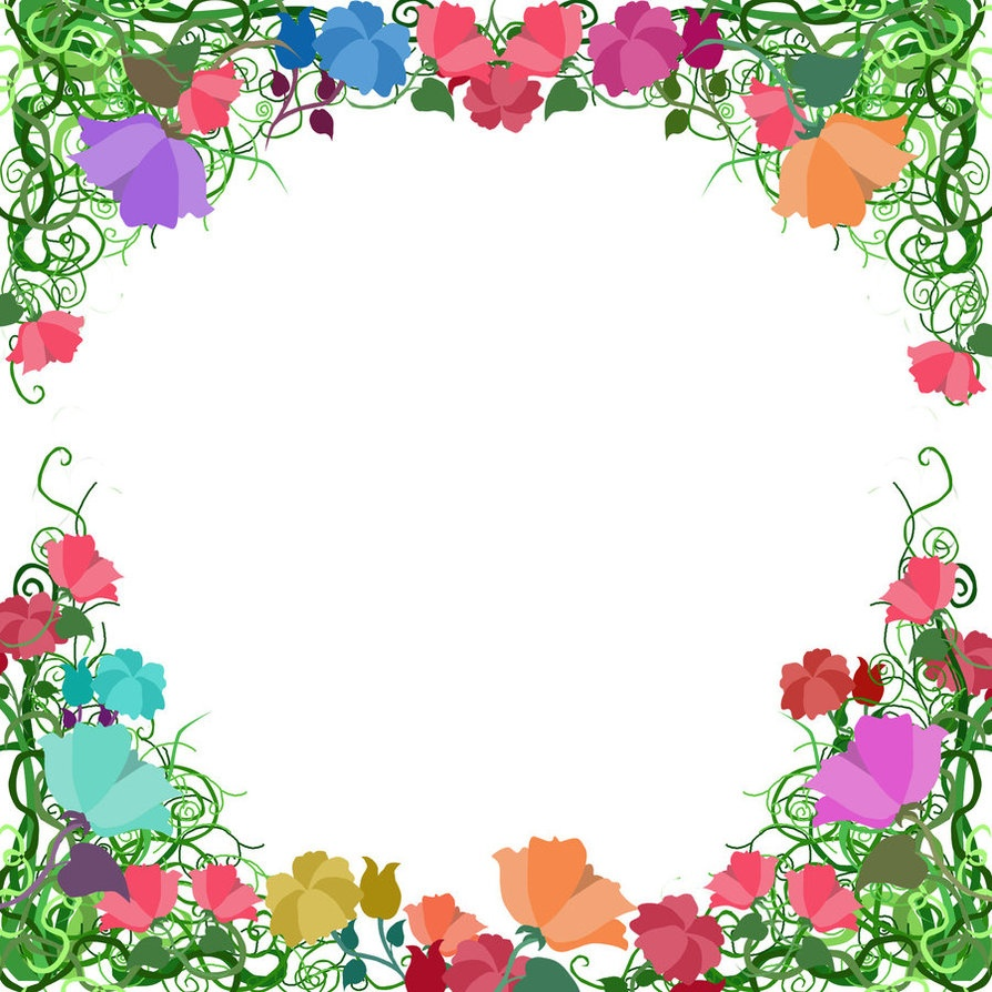 Free Free Printable Floral Borders And Frames, Download Free Clip - Free Printable Borders For Cards