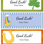 Free Good Luck Cards For Kids | Customize Online & Print At Home   Free Printable Good Luck Cards