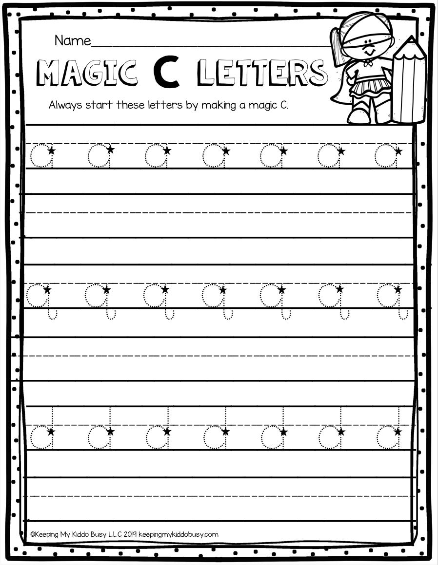 Free Handwriting Practice | Free Teacher Resources | Free - Free Handwriting Printables