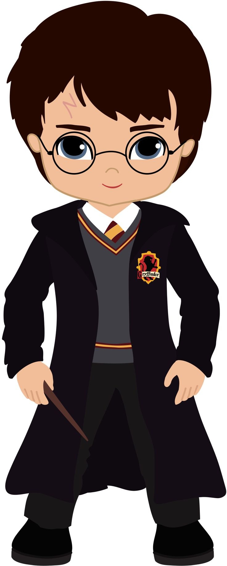 Free Harry Potter Clip Art, Download Free Clip Art, Free Clip Art On - Free Printable Harry Potter Clip Art