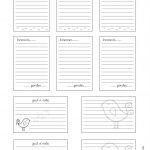 Free Journaling Printables | Free Printable Journalling Cards   Also   Free Printable Baby Journal Pages