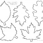 Free Leaf Template, Download Free Clip Art, Free Clip Art On Clipart   Free Printable Leaf Template