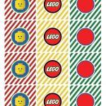 Free Lego Printables | Lego Straw Flag Says Drink Me Lego Tented   Free Lego Printables