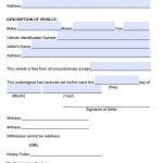 Free Madison County, Alabama Bill Of Sale Form | Pdf | Word (.doc)   Free Printable Bill Of Sale For Vehicle In Alabama