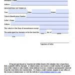 Free Mobile County, Alabama Bill Of Sale Form | Pdf | Word (.doc)   Free Printable Bill Of Sale For Vehicle In Alabama