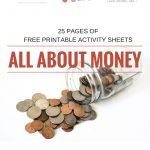 Free Money Printables | Paradise Praises Blog | Money Activities   Homeschooling Paradise Free Printable Math Worksheets Third Grade