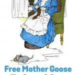 Free Mother Goose Printables Plus Crafts, Activities, And More   Free Printable Mother Goose Nursery Rhymes