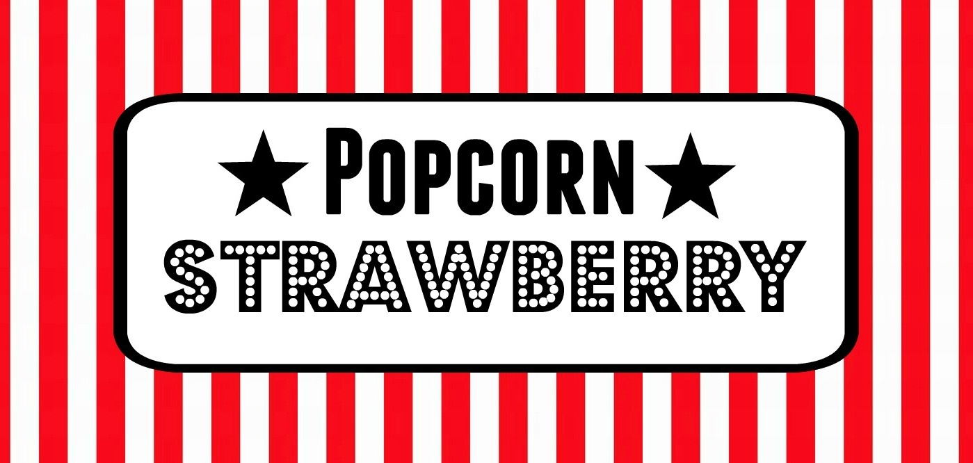 Free Movie Night / Popcorn Bar Printables - Free Printable Popcorn Bar Labels