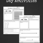Free Number Sense Activities | Classroom. | Teaching Math   Free Printable Daily Math Warm Ups