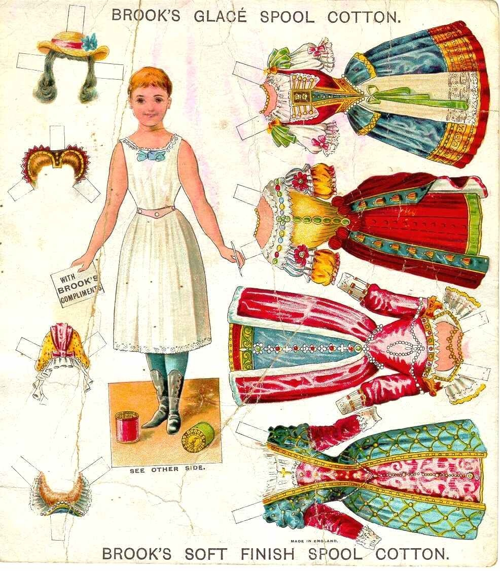 Free Paper Dolls Cutest Vintage Paper Dolls 2 Of Be Happy To Know A - Free Printable Paper Dolls From Around The World