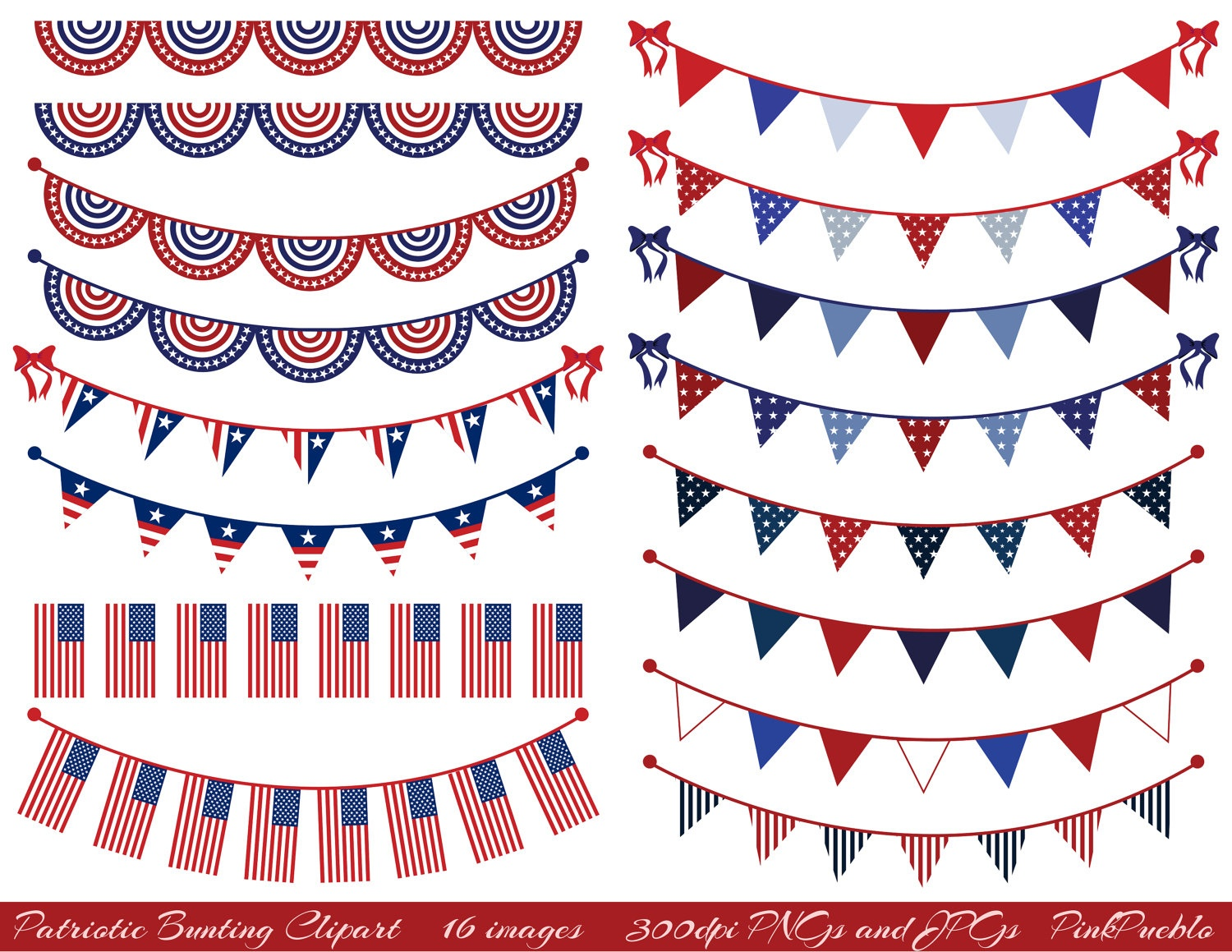 Free Patriotic Banner Cliparts, Download Free Clip Art, Free Clip - Free Printable Patriotic Banner