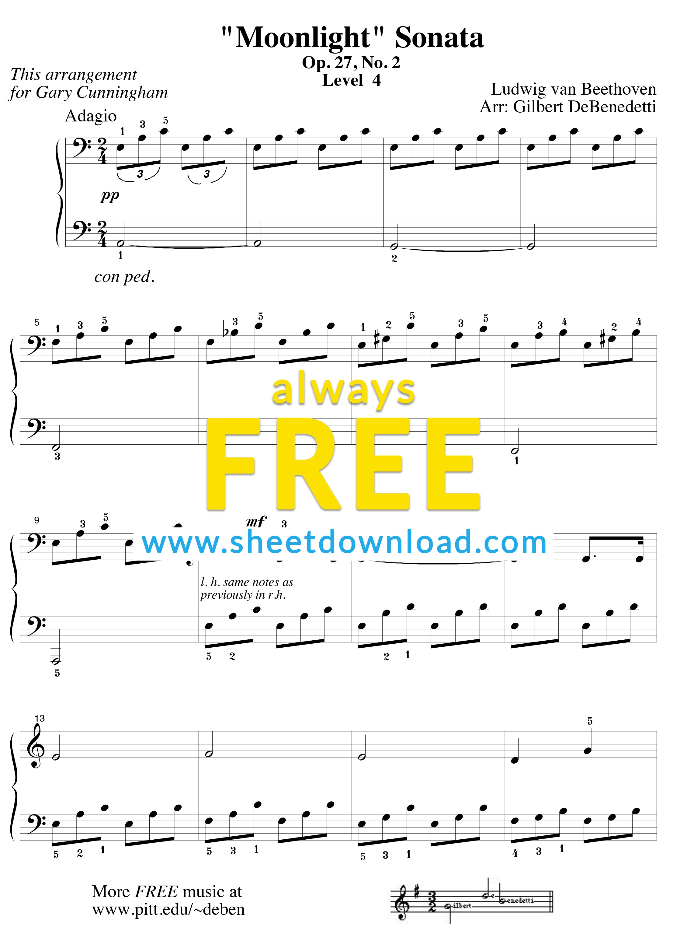 Free Piano Sheet Music To Download And Print - High Quality Pdfs - Frozen Piano Sheet Music Free Printable