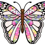 Free Pictures Of Butterflies | Free Download Best Free Pictures Of   Free Printable Butterfly Clipart