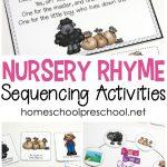 Free Preschool Printables For Your Homeschool Preschool   Free Printable Nursery Resources