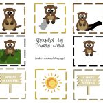 Free Preschool Printables: Groundhog Day Theme | Jan And Feb School   Free Groundhog Printables Preschool