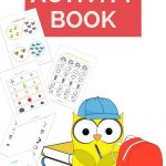 Free Printable Activity Book. Learn Numbers, Letters, Sizes And Much   Free Printable Stories For Preschoolers