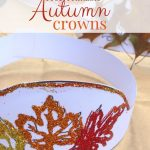 Free Printable Autumn Crown For Fall Dress Up | Fall Craft Ideas For   Free Printable Fall Crafts For Kids