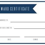 Free Printable Award Certificate Template   Paper Trail Design   Free Printable Halloween Award Certificates