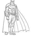 Free Printable Batman Coloring Pages For Kids | Vbs Decorations   Free Printable Batman Coloring Pages