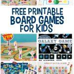 Free Printable Board Games | Printables For Kids | Printable Board   Free Printable Games For Toddlers