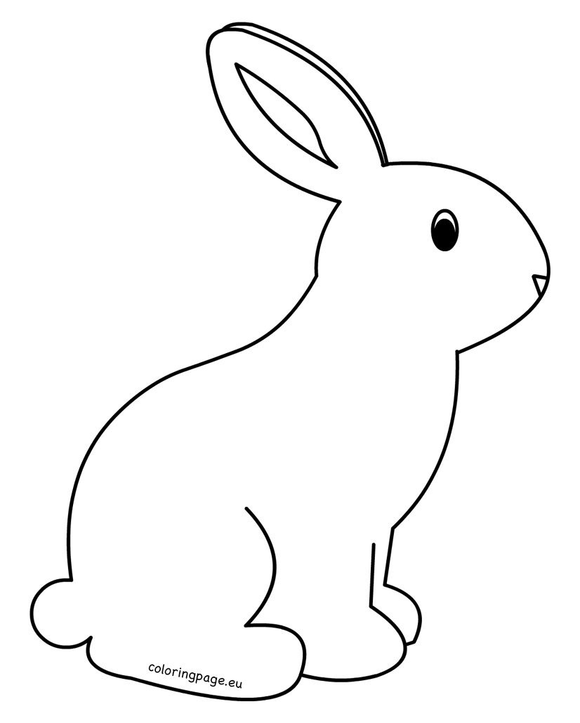 Free Printable Bunny Patterns - Wow - Image Results | Sewing - Free Printable Rabbit Template