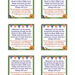 Free #printable Cards With A Message And Scripture To Hand Out With   Free Printable Spiritual Gifts Test For Youth