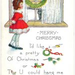 Free Printable Christmas Cards   From Antique Victorian To Modern   Free Printable Vintage Christmas Images