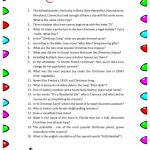 Free Printable Christmas Trivia Questions | Trivia | Christmas   Holiday Office Party Games Free Printable