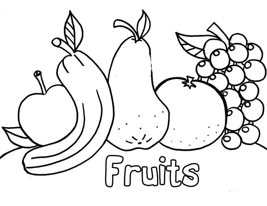 Free Printable Coloring Pages For Preschoolers Pdf | Coloring Pages - Free Preschool Coloring Sheets Printables